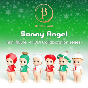 SonnyAngel X MODI Collabaoration series BeautyPoint by AMOREPACIFIC